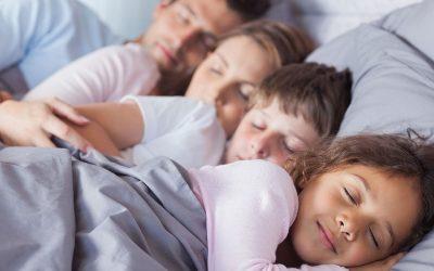 La posizione migliore per dormire bene