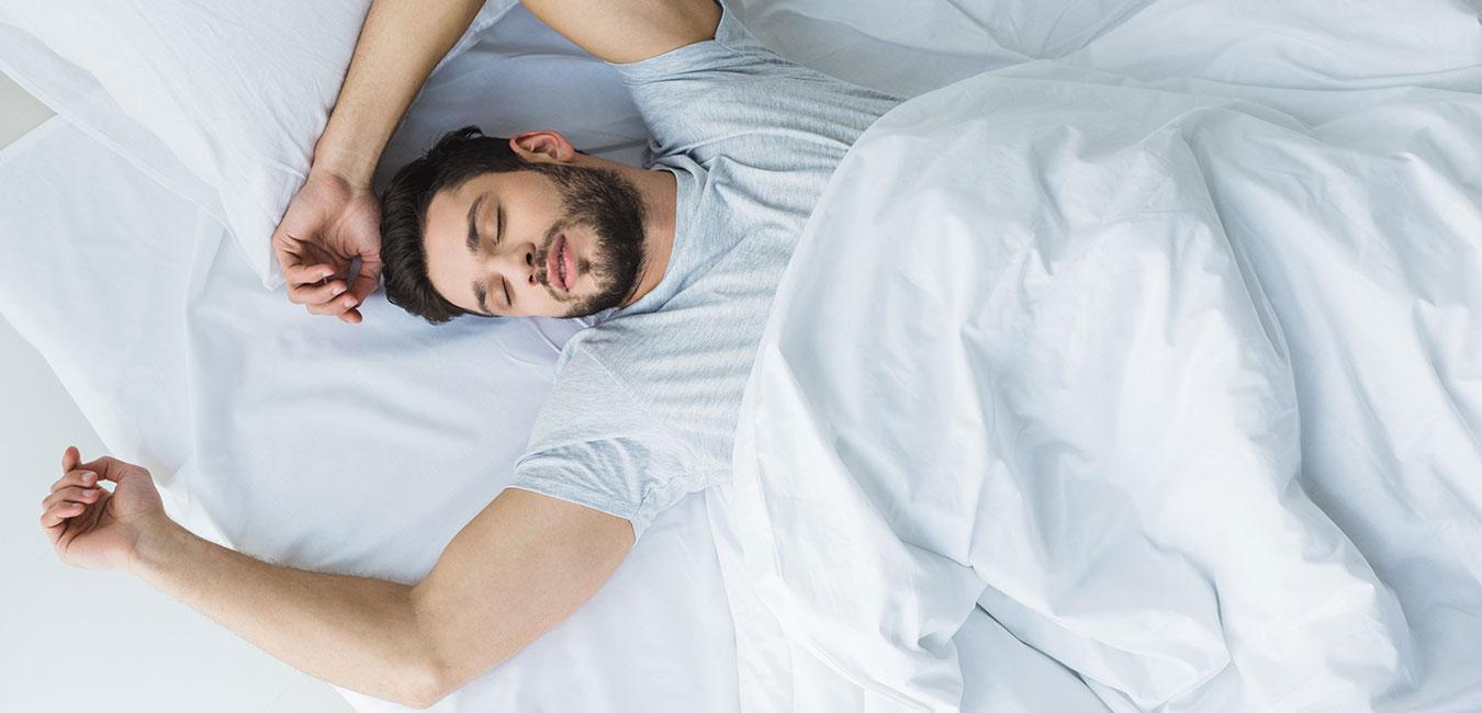 posizioni per dormire bene